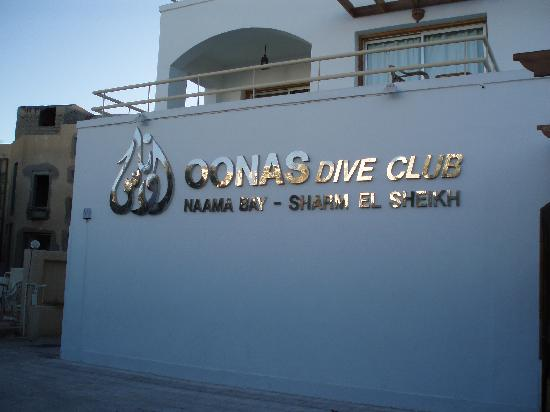 Oonas Dive Club Hotel: oonas dive club