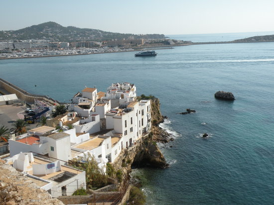 Ibiza, Spagna: Panoramic view 2