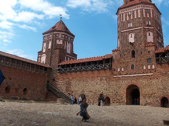 Mir, Belarus: castle