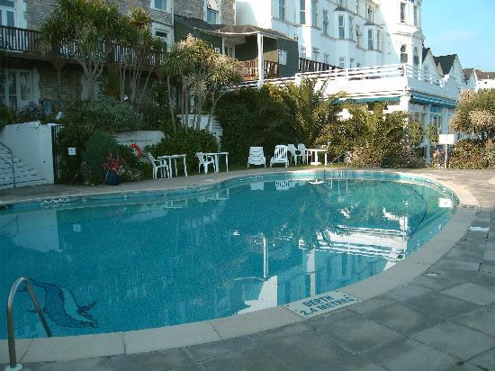 The Ocean Hotel: Pool Area