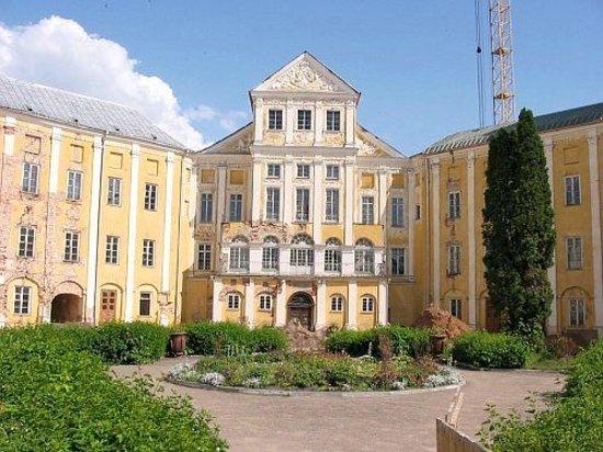 Nesvizh, Λευκορωσία: palace