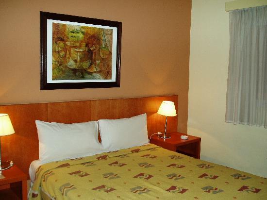 Hotel Uthgra de las Luces: La camera