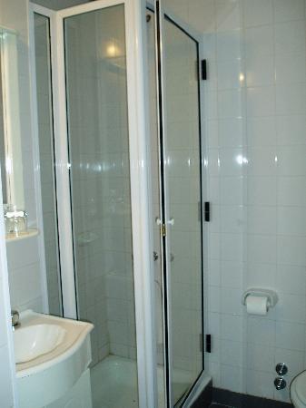 Hotel Uthgra de las Luces: Il bagno