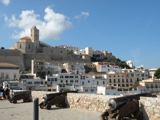 Ибица, Испания: Dalt Vila
