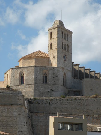 İbiza Kenti, İspanya: Cathedral