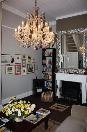 Blackheath Lodge : inviting lounge