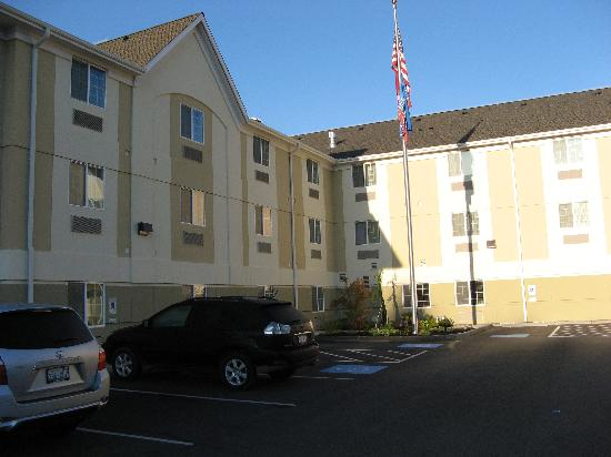 Candlewood Suites Oak Harbor: Hotel