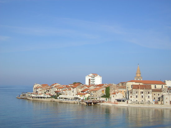‪‪Umag‬, كرواتيا: old town of Umag‬