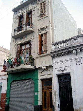 Don Telmo: La vraie façade de l'hôtel