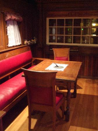 "Black Friar Inn and Pub: Part of the ""Pub Room"""