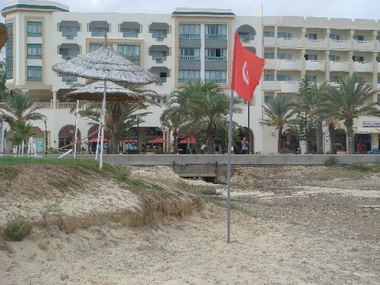 Majesty Golf Hotel: arrivée d'eaux usées