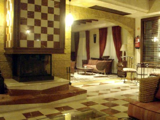 Don Benito Hotel : lounge