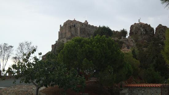 Debbie Xenia Hotel Apartments: Stavrovouni Monastery - Larnaca