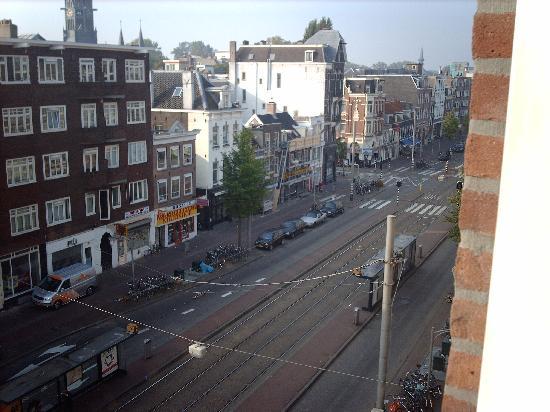 Hotel Abba: vista derecha desde el tercer piso