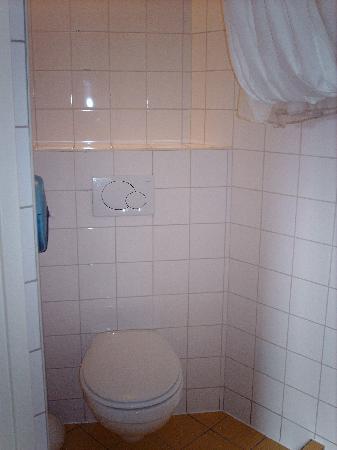 Hotel Abba: wc