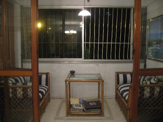 Casa Luisa: Balcony
