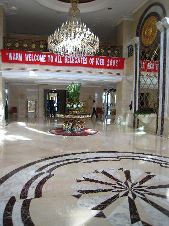 Celebrity International Grand Hotel Beijing: view of lobby