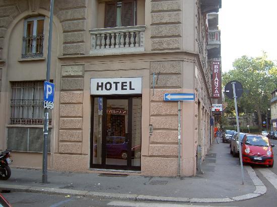 Hotel Brianza, Milano