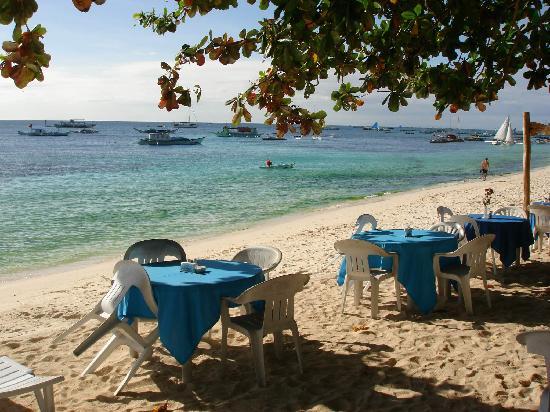 Lorenzo South Beach Resort: Breakfast Table