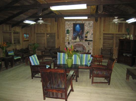Anthony's Key Resort: Main Lodge