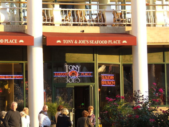 Tony Joe S Seafood Place Washington Dc Menu Prices Restaurant Reviews Tripadvisor