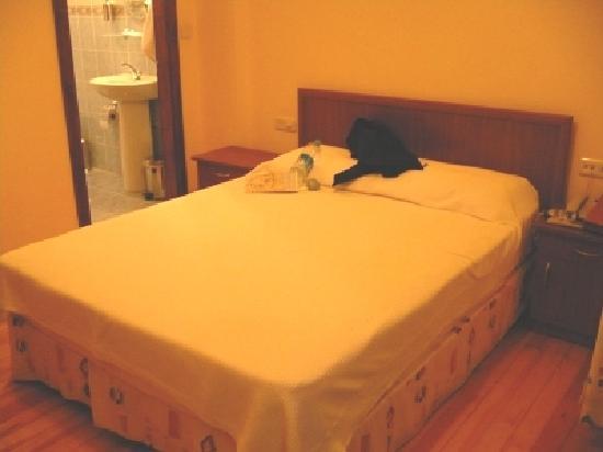 Gul Sultan Hotel: bed
