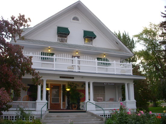 Whaley Mansion Bed and Breakfast