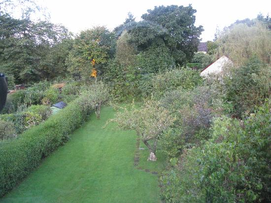 Creevale B&B: the view from the oom