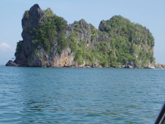 Лангкави, Малайзия: coral island tour