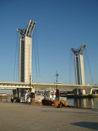 Pont Gustave Flaubert
