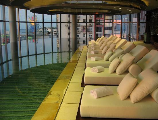 Altira Hotel: swimming pool