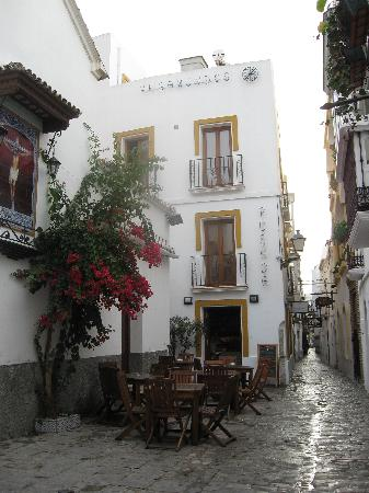 Posada Vagamundos: facciata