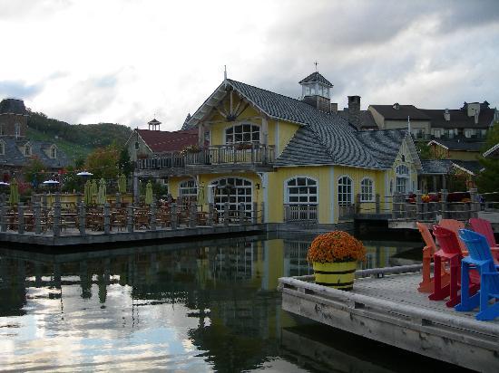 水草藍山度假村照片