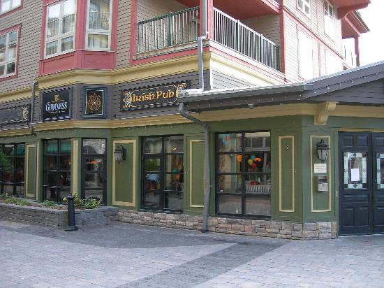 Blue Mountain Rivergrass: Windy O'Neal's Irish Pub