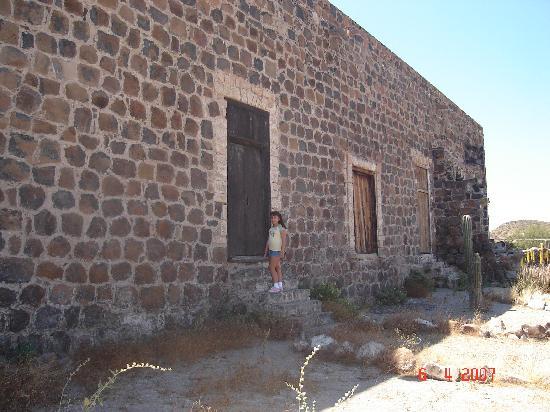 Mulege, Mexico: Aileen, en la misión