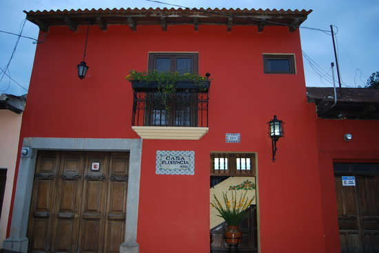 Casa Florencia Hotel: Hotel