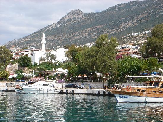 Allegra Hotel: Kalkan harbour
