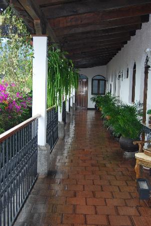 Casa Florencia Hotel: Inside the Hotel