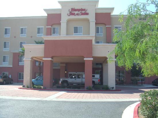 Hampton Inn Suites Phoenix Surprise : Hampton Inn Outside
