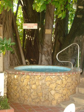 Trinidad and Tobago: Jacuzzi at hotel