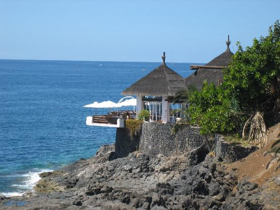 Las rocas picture of hotel jardin tropical costa adeje for Jardin tropical costa adeje