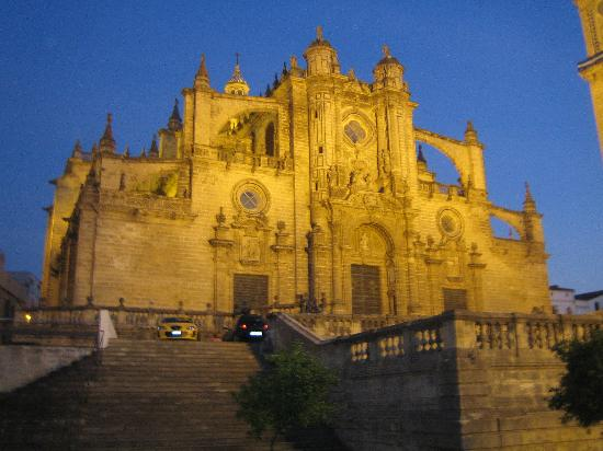 ‪‪La Fonda Barranco‬: La Cathedral in Jerez‬