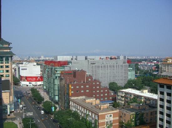 Lee Garden Service Apartment Beijing: View from the 15th floor