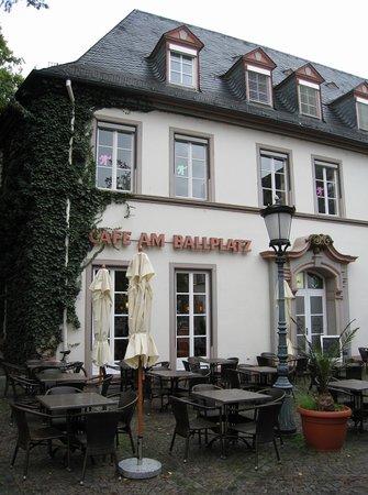 Cafe am Ballplatz