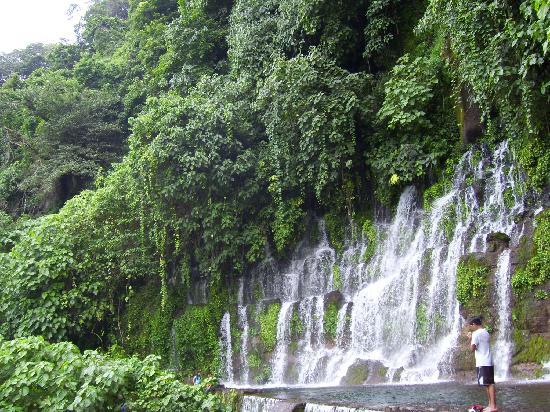 Juayua, Сальвадор: Chorros de La Calera