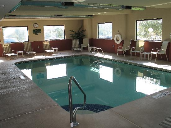 BEST WESTERN Danville Inn: pool