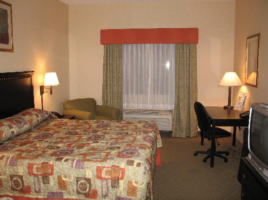 BEST WESTERN Danville Inn: King room
