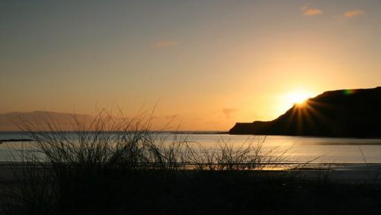 جزيرة مل, UK: Mull sunset