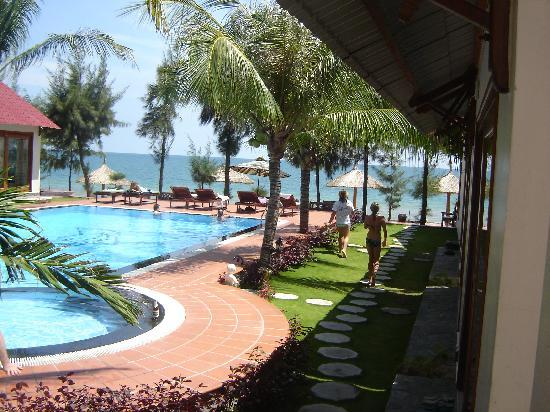 Sunrise Resort: pool