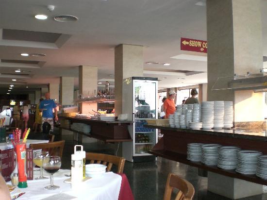 Intertur Hotel Hawaii Ibiza: restaurant